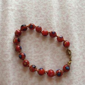 Italian Beaded Bracelet